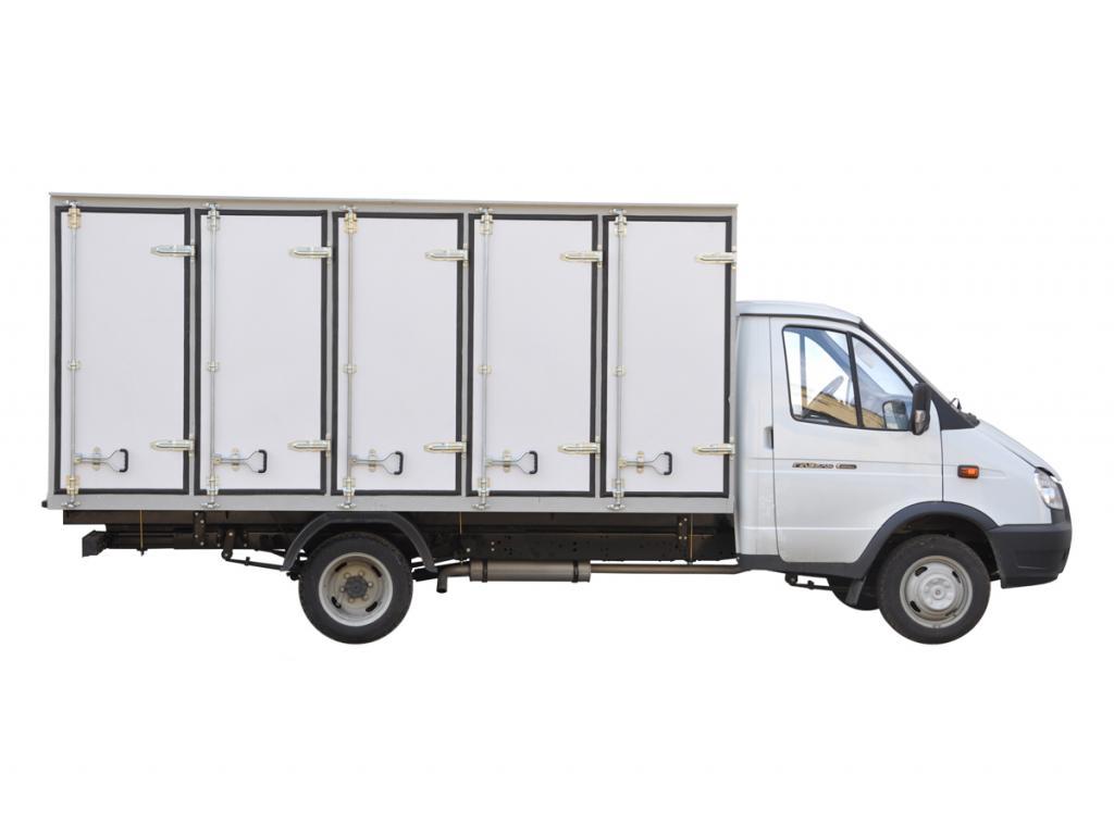Хлебный фургон на шасси ГАЗ-3302