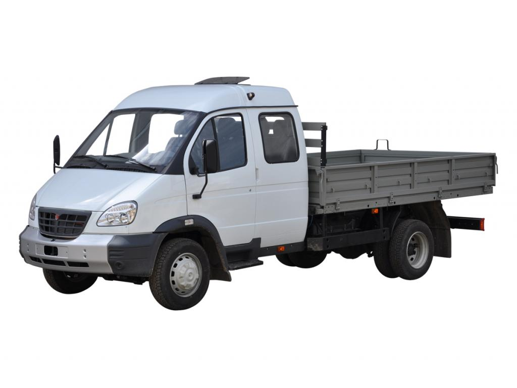 Бортовая платформа на шасси ГАЗ-331063