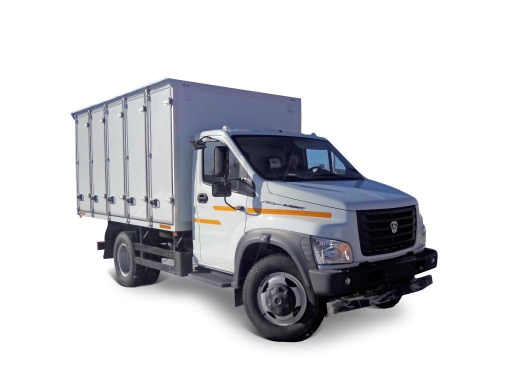 Хлебный фургон Газель на шасси ГАЗ-C41R13