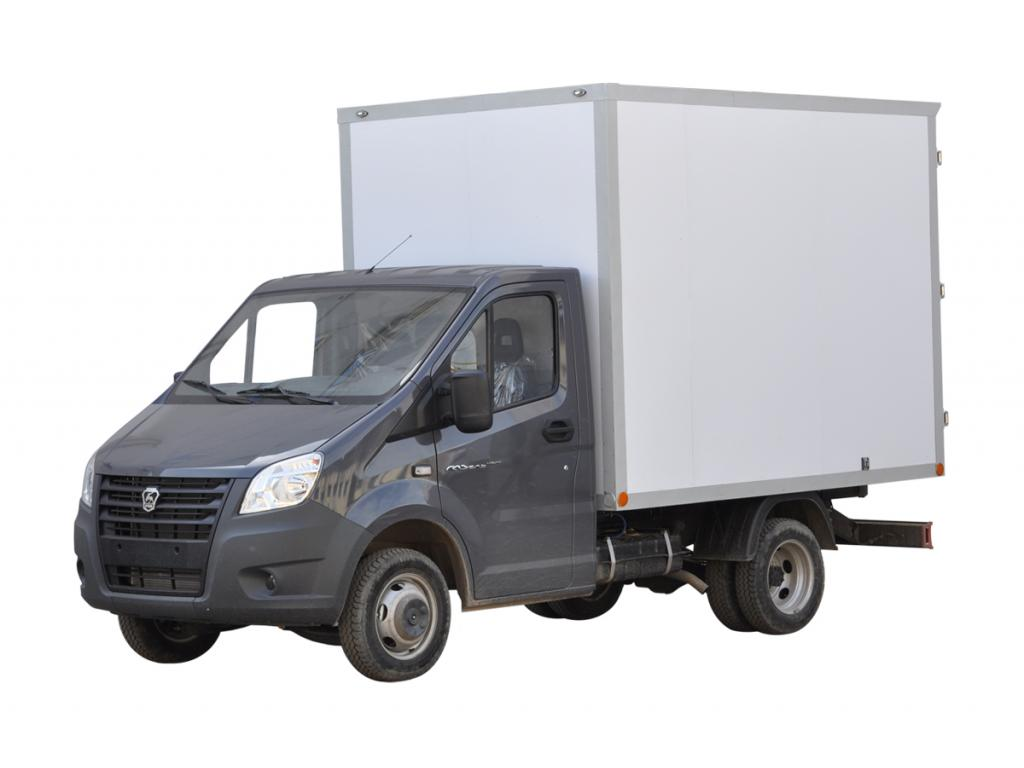 Промтоварный фургон Газель NEXT на шасси A21R22