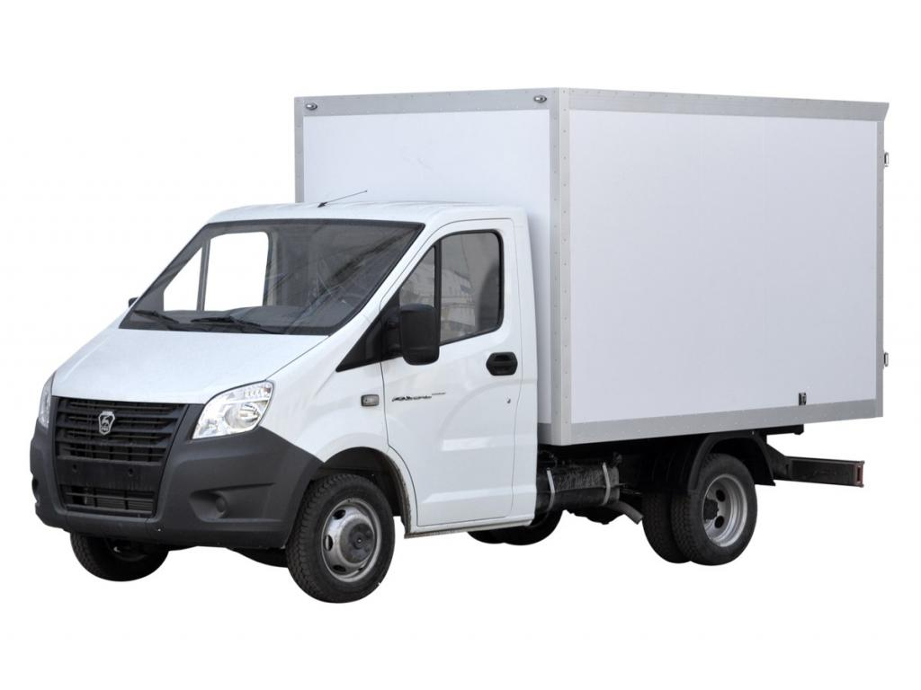 Сэндвич фургон ППС, ГАЗ-A21R13