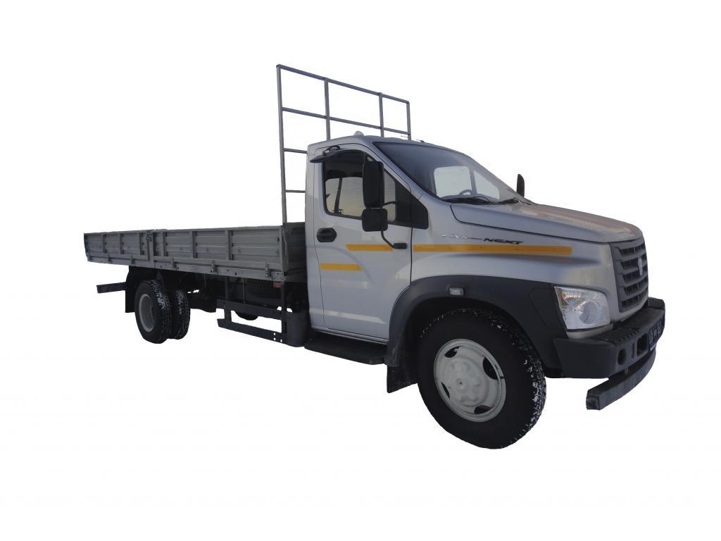 Бортовая платформа на шасси ГАЗ-C41R13